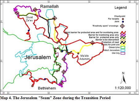 Toward a Final Settlement in Jerusalem Redefinition rather than